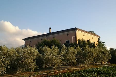 Elegant b&b in Pollino - 1st room - Rotonda