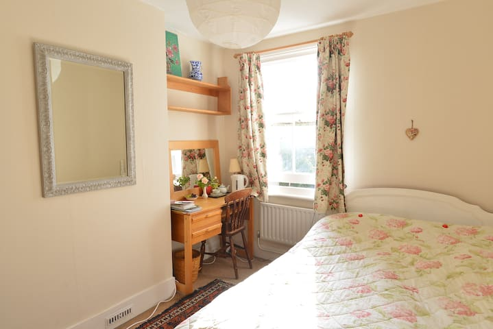 Charming Double Room with Rose View. from £35