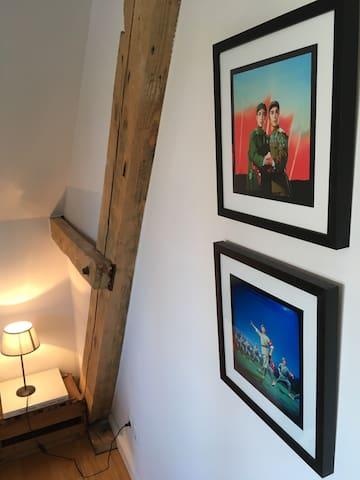 Sanierter Resthof Holsteinische Schweiz- Natur pur - Högsdorf - Huis