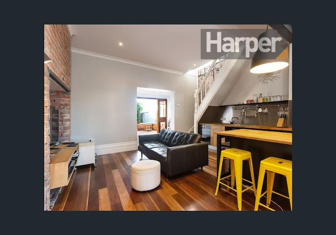 Modern terrace close to waterfront, bars & cafes. - Wickham