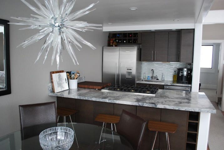 Casa Neve - Contemporary ski in/out - Stateline - Flat