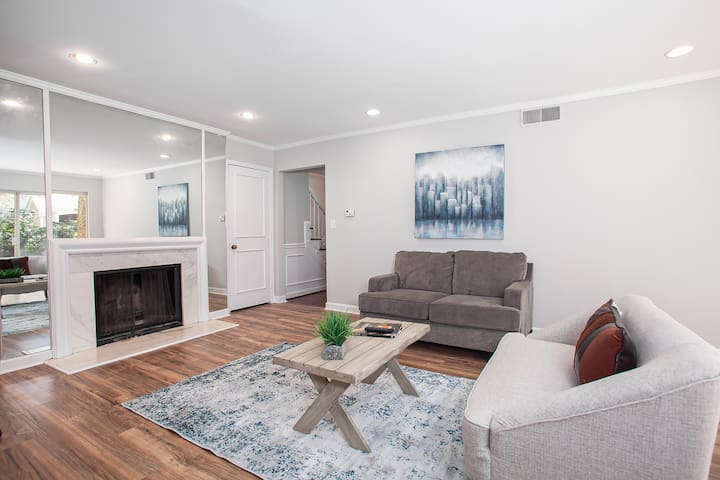 Spacious, updated Charlotte Charmer!