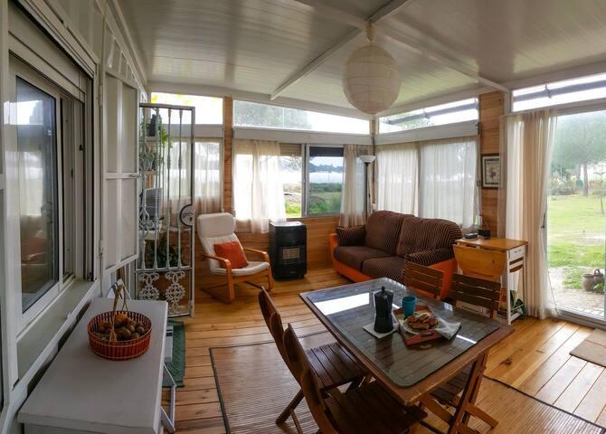 Encantadora Casa rural Ecológica - Bonares - Annat