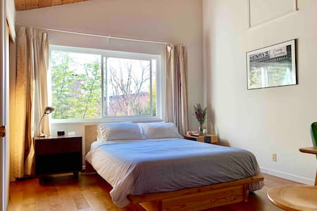 Amazing room w/ private bath and SF view!
