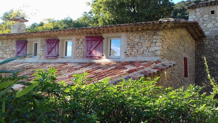Maison la Colline - Bagard - Talo