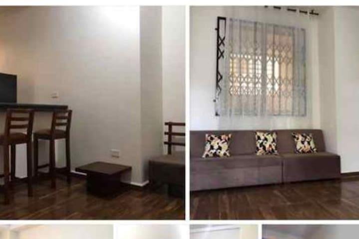 Suite en Crucita la bella . Ideal para 4 personas