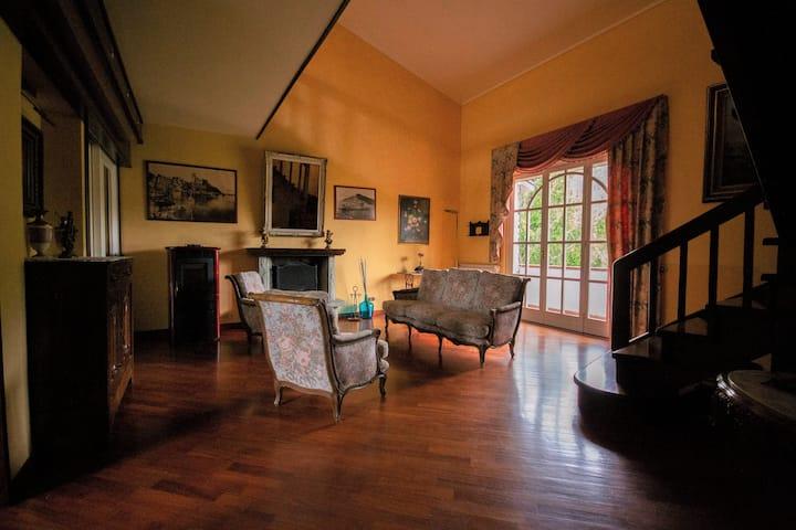 Cinque terre: Villa Il Pozzo