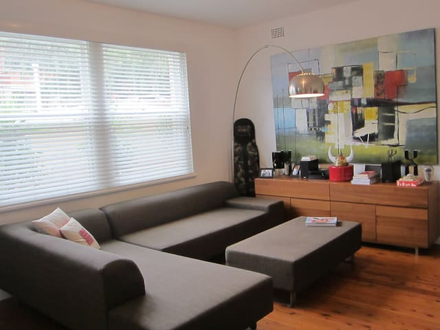 Lovely apartment by the beach - Cronulla - Lejlighed