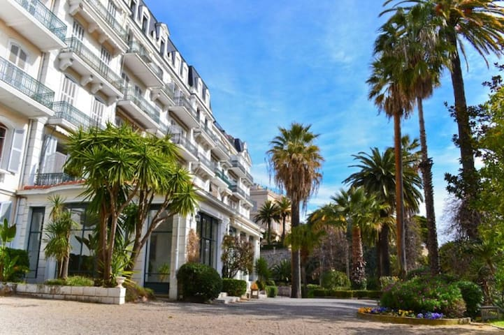 Charming Apartment by the beach. - Cannes - Daire