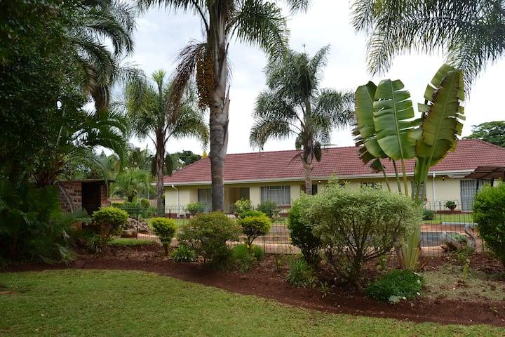 Palm villa - Borrowdale Harare