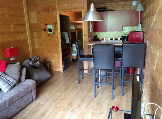 Bel appartement: Tourmalet-Pic midi - Bagnères-de-Bigorre