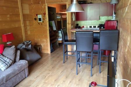 Bel appartement: Tourmalet-Pic midi - 巴涅尔-德比戈尔 (Bagnères-de-Bigorre) - 公寓