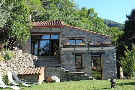 mas catalan - Finestret - House