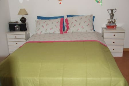 Charming Double Bed Room