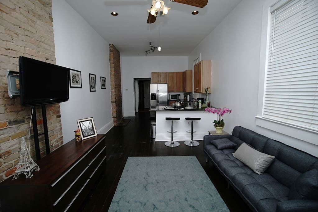 Beautiful Uptown One Bedroom Home Houses For Rent In New Orleans