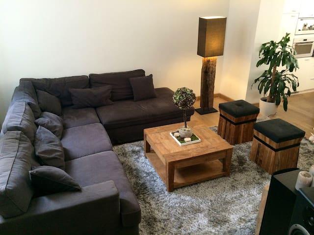 Duplex 160m² with sauna & piano - Antwerp - Apartamento