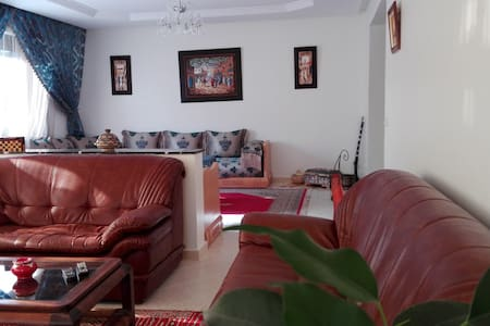 LOVELY Apart in the heart of the touristic zone ! - Tangier