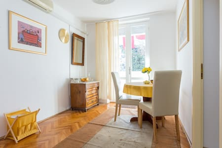 Apartment Korta Peyton - One Bedroom Apartment with Balcony and City View