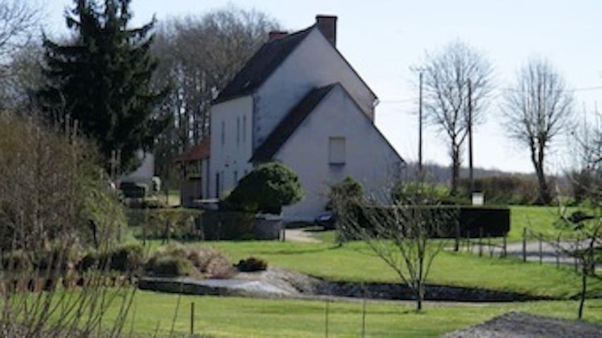 Gite 2 pers. proche Briare au bord du canal - Ouzouer-sur-Trézée - Wohnung