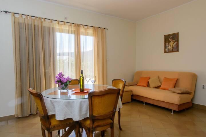Apartments Anton / Two bedroom C - Vinisce - Appartement