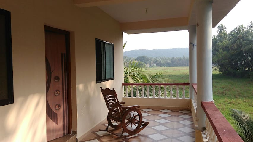 Siolim Vacation House....