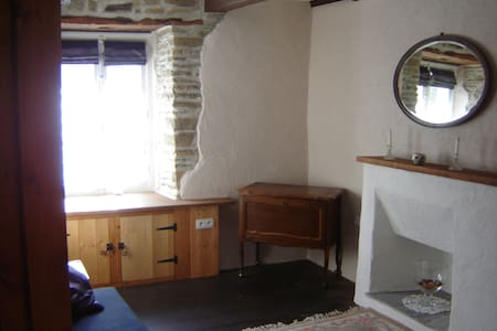 Traditional french cottage - Gouarec, Cotes D'armor, Brittany - Other