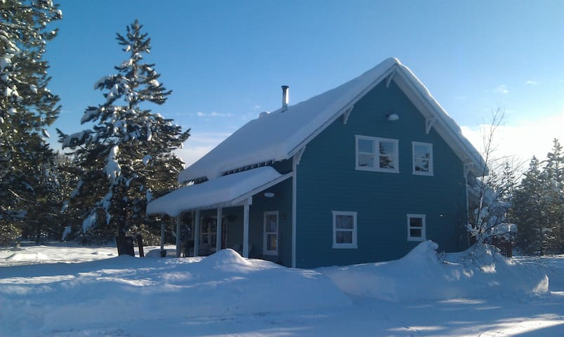 Carpenter House, come play in the mountains - McCall - Szoba reggelivel