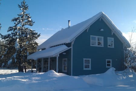 Carpenter House, come play in the mountains - McCall - Bed & Breakfast