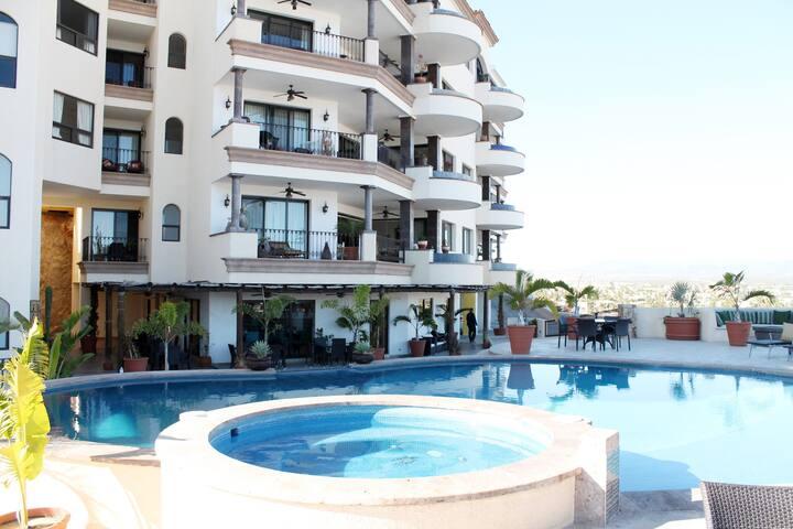 Luxury 2 Bedrooms Villa in Cabo San Lucas - Cabo San Lucas - Leilighet