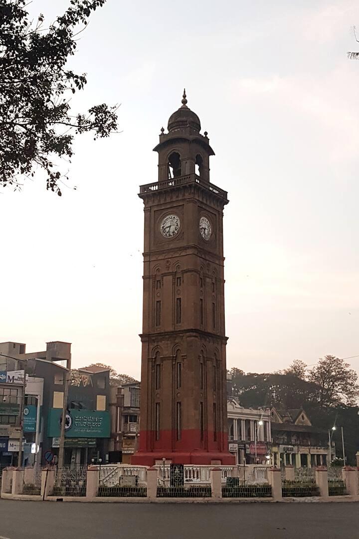 Clock Tower Dodda Gadiyara, Mysore