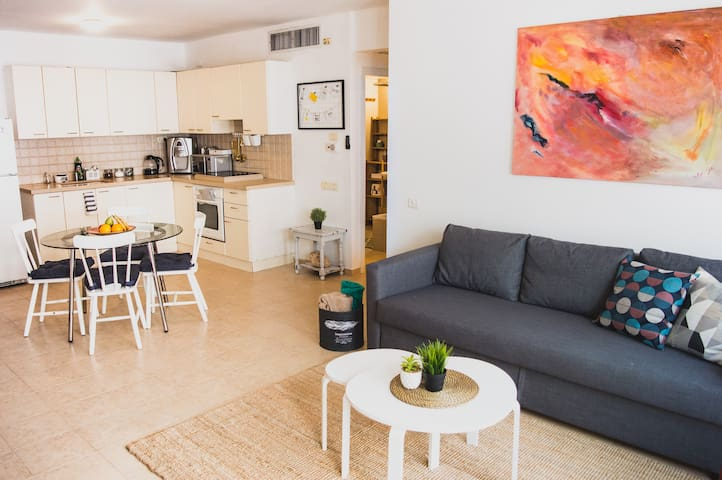 Stunning apartment in the hottest place- TLV