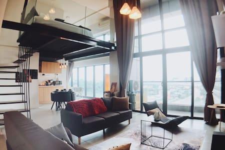 Cozy【Totoro Loft 】@ Damansara with WiFi & Netflix