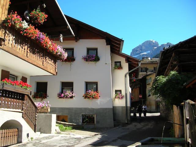 LA CASETTA - LA MONT DA GRIES  - Dolomiti