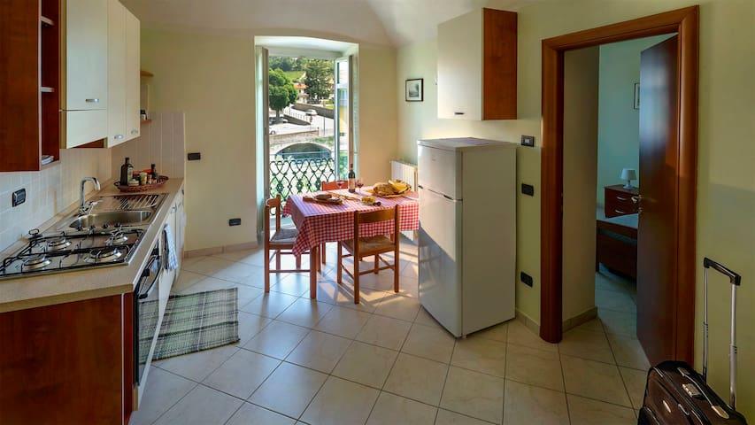 2 Zimmer-Appartement im Dogliani
