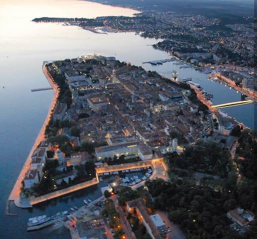 Cosy apt in heart of Zadar