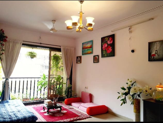 Cozy&comfortable room in andheri