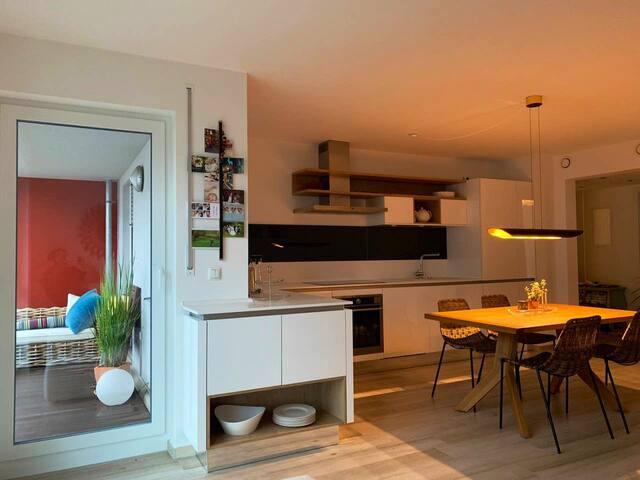New 3-Room Apartment | Parking garage | Balcony