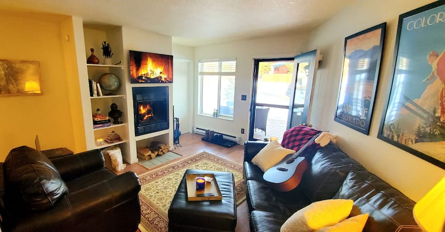 Updated 1 bed Grand Lake Mountain Getaway Sleeps 4