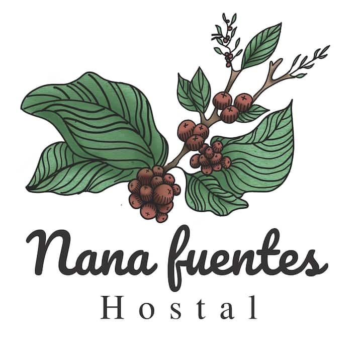 Hostal Nana Fuentes, Nogueras Comala
