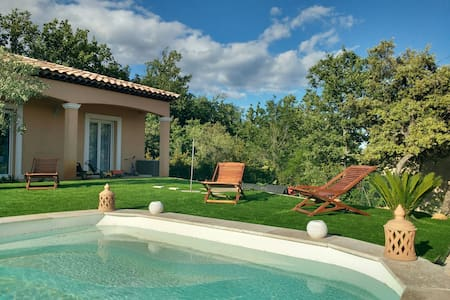Cocooning in the heart of Provence - Villa