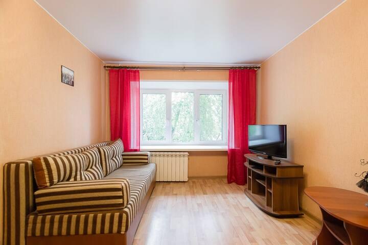Уютная квартира Коломенская, 23