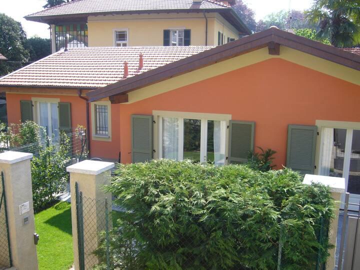 Appartamento con giardino in centro CIR10307200006