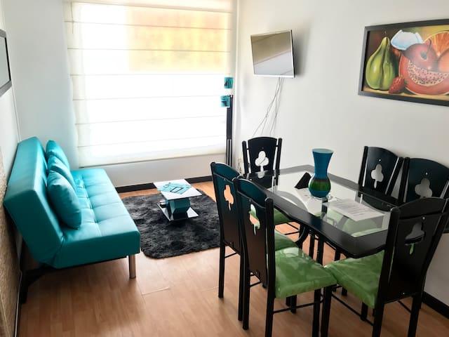 Apartamento completo en Funza con parqueadero !!