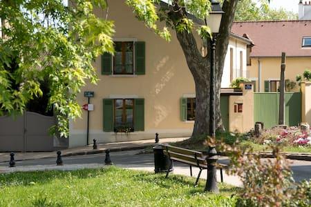 Stadthaus mit Charme im historischen Zentrum