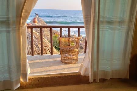 """habitacion con vista al mar en playa ventura """"9"""""""