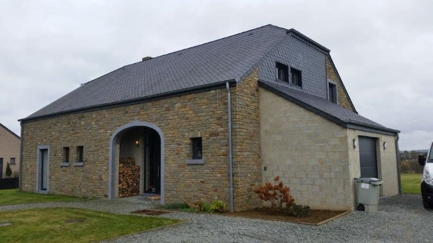 Bel appartement dans les Ardennes - Libramont-Chevigny - Daire