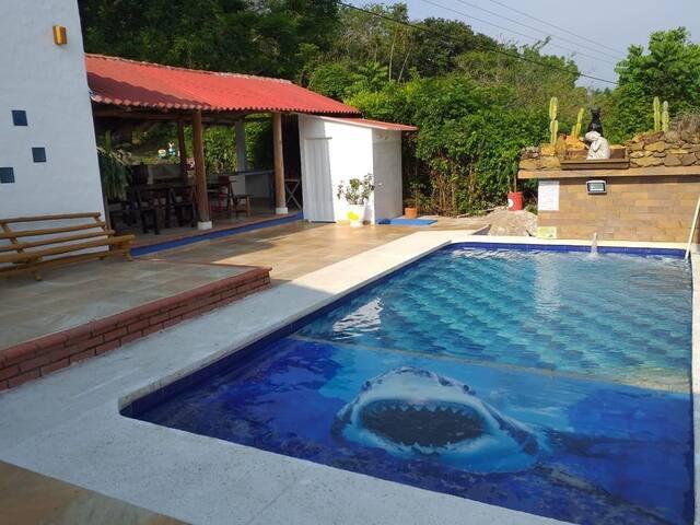 Hermosa Finca con piscina privada