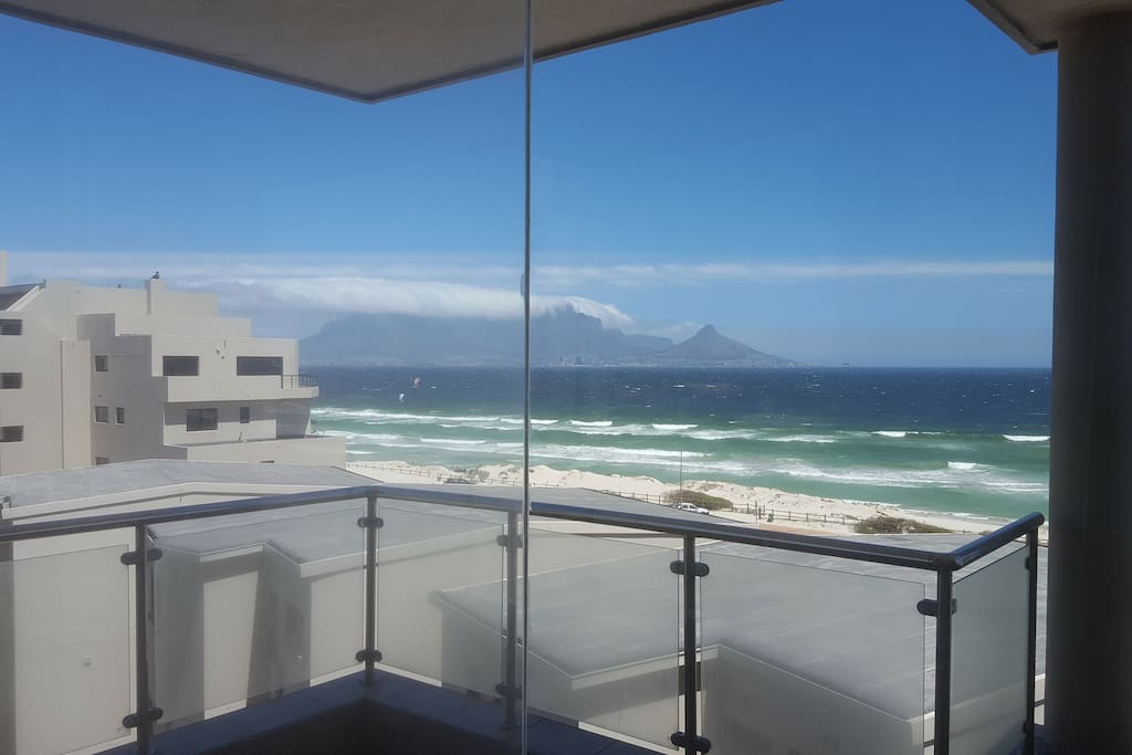 View of Table Mountain from 2nd bedroom