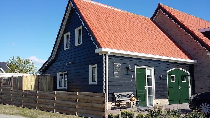 Nieuwe vakantiewoning in 2017