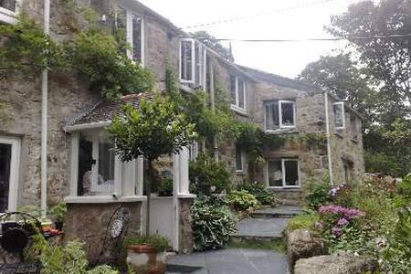 Grace's Studio at Lamorna Hideaway - Lamorna